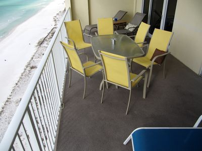 Photo for Easter Savings on Deluxe Condo with Biggest decks