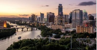 Photo for Apartment 78 m from the center of Austin with Internet, Pool, Air conditioning, Lift (698046)