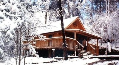 Free Smoky Mountain Horse Ride with Cabin on Horse Ranch