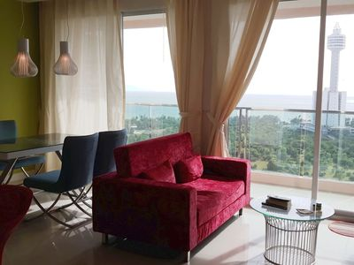Photo for Lovely 2-Bedroom Condo with free wi-fi & cable TV