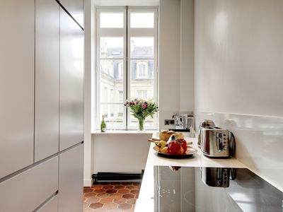 Photo for Superb apartment in the heart of the Marais