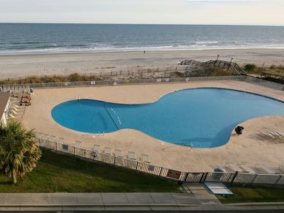 Photo for Myrtle Beach Resort A402 | Wonderful Ocean Front Condominium