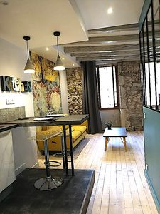 Photo for Charming Apartment Rue Filaterie