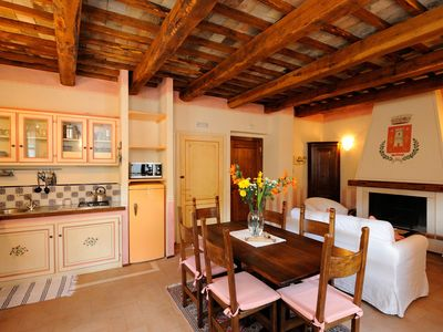 Photo for In a picturesque setting is an elegant apartment suites in the countryside.