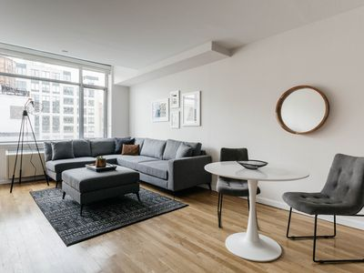Photo for Charming 1BR in Chelsea by Sonder