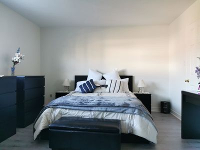 Photo for 1 bedroom with private washroom, in a shared house accommodation