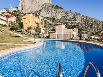 Photo for 3BR Townhome Vacation Rental in Calp, Alicante