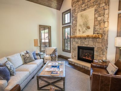 Photo for Custom Cottage in Upscale Eagles Nest Community! Club Amenities, Mtn Views, Trails