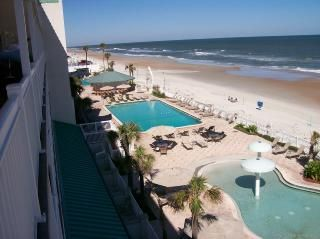 Oceanfront condo at the Daytona Beach Resort