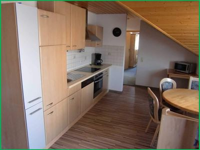 Photo for Apartment Hardtblick 70sqm, 2 bedrooms, max. 5 persons - House fencing