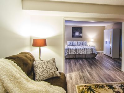 Photo for Orillia suite, close to downtown and within 20 minutes drive to Casino Rama