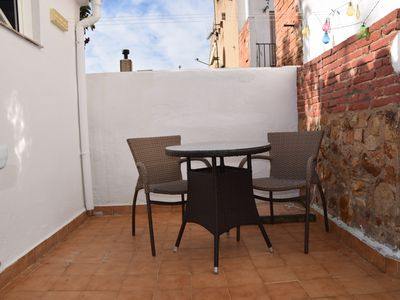 Photo for ALGAVIRA - HOUSE WITH PATIO, WITH AIR CONDITIONING