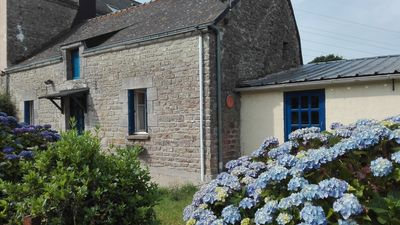 Photo for Stone cottage in southern Morbihan classified furnished tourism ***