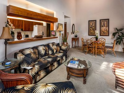 Photo for Embrace The Space! Kitchen, Lanai, AC, WiFi, Flat Screens+DVD–Kanaloa at Kona 406