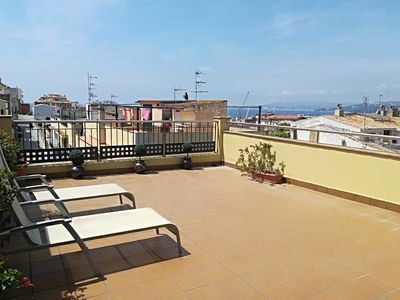 Photo for BEAUTIFUL HOUSE IN THE CENTER OF THE PALAMOS A FEW METERS FROM THE BEACH