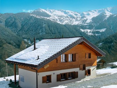 Photo for Vacation home Chalet Oasis (TZM125) in La Tzoumaz - 8 persons, 3 bedrooms