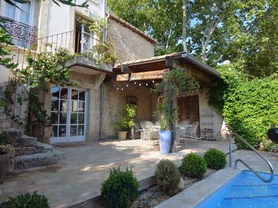 Photo for Holiday Home In Southern France - near Pezenas and Beaches with heated pool