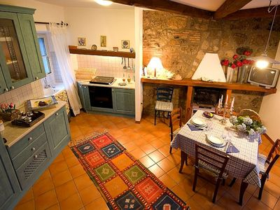 Photo for 1BR House Vacation Rental in Bagnoregio VT