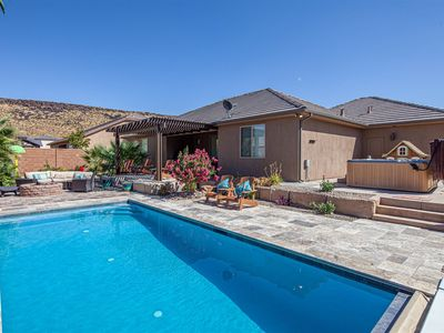 Photo for 3334 | SPLASH! Family Vacation Home - Splash Pad, Hot tub and Private Pool