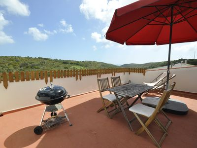 Photo for Nice Cottage with Terrace near Zavial