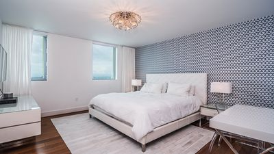 Photo for Gorgeous Ocean and City Views in this 2bd/2ba Private Residence at The Setai