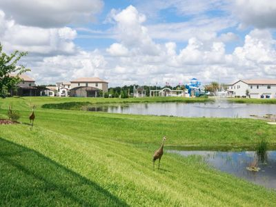 Photo for Lakefront 3 Bdrm Pool  Home-Resort  near Disney