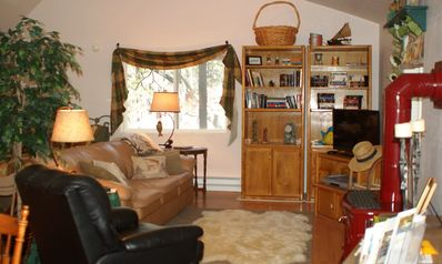 Photo for Cabin In The Pines! Secluded - yet close to everything