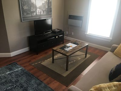 Photo for Cozy 2 Br apartment in Montrose Hist District