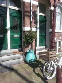 House with the Gnomes, Amsterdam, Netherlands