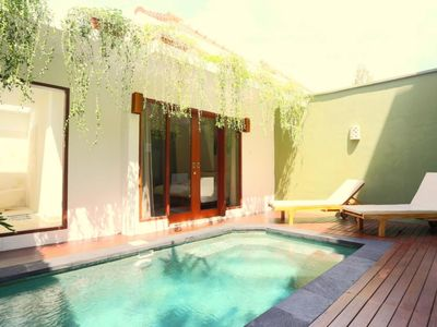 Photo for 1 BR Villa in a Great Location of Seminyak, Near Shops and Restaurants (JG)