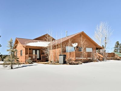 Photo for Dog-Friendly Pagosa Springs Home - Walk to Lake!