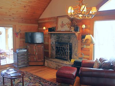 Photo for Sugar Mountain Cabin in the Woods