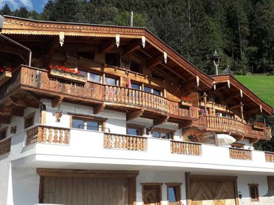 Photo for Apartment Chalet Modern Life (MHO770) in Mayrhofen - 10 persons, 3 bedrooms