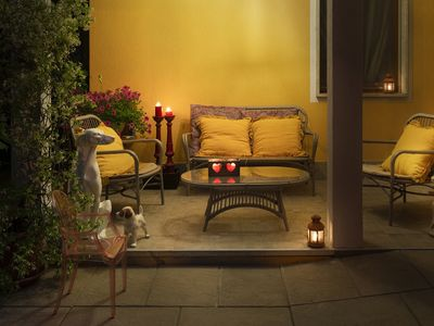Photo for Charming Venetian style Villa with garden and patio, Free park and free Wi-Fi