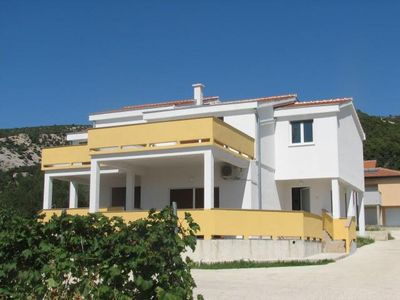 Photo for Apartment in Banjol (Rab), capacity 2+2