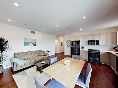 Photo for New Listing! Hello Hollywood: Balcony w/ Skyline View, Near Sunset Blvd