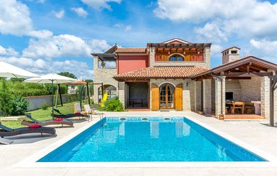 Photo for Beautiful Villa Irena in Rebici near the Beach