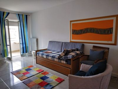 Photo for Lovely furnished studio with large terrace, Caserta