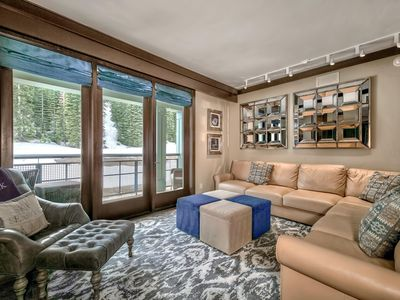 Photo for Huge 3 Bedroom Condo At Northstar | Sleeps 10