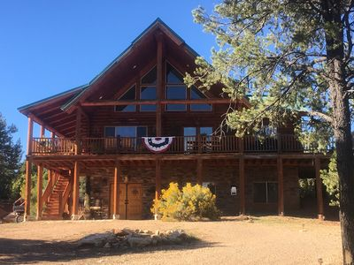 Photo for Spectacular Custom Zion National Park Cabin