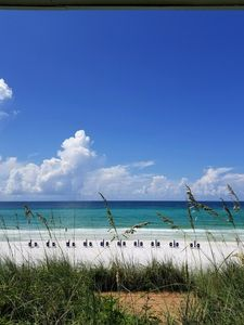 Photo for Beachfront Condo on Beautiful 30A