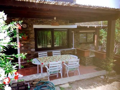 Photo for Apartment Camilla: Three-room flat only a stone's throw from the La Pelosa beach