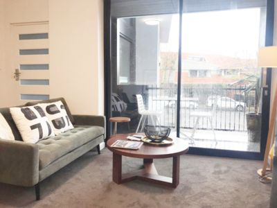 Photo for BRAND NEW FULLY FURNISHED STK 1BEDROOM+CARP)+5mins WALK BEACH/ACLAND VILLAGE