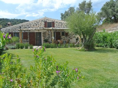 Photo for DREAM LOCATION in SARDINIA: stunning private hunting lodge minutes from beach