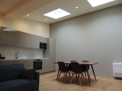 Photo for Large apartment with chartrons terrace