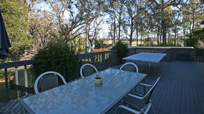 Photo for Lake Therapy - Nestled in leafy surrounds by the lake & only 6 min to Bermagui - FPW1