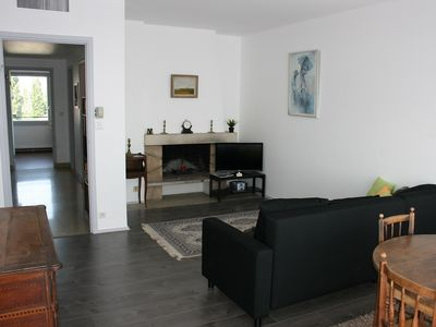 Photo for 1BR Apartment Vacation Rental in Dijon, Bourgogne-Franche-Comté