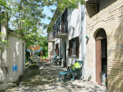 Photo for Vacation home Agriturismo di Maja (RSC121) in Roccascalegna - 6 persons, 2 bedrooms