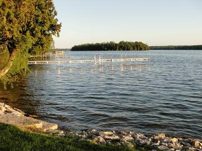 Photo for Beautiful Lakeside Cabin - Great Location & Amenities (Canoe, Kayak, Boat, etc)