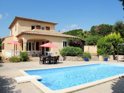Photo for 4 bedroom Villa, sleeps 8 in La Nartelle with Pool and WiFi